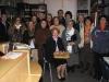 Algunos miembros del Club de Lectura (Actuales y antiguos)