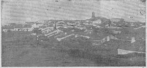 Vista parcial de Fuente Obejuna
