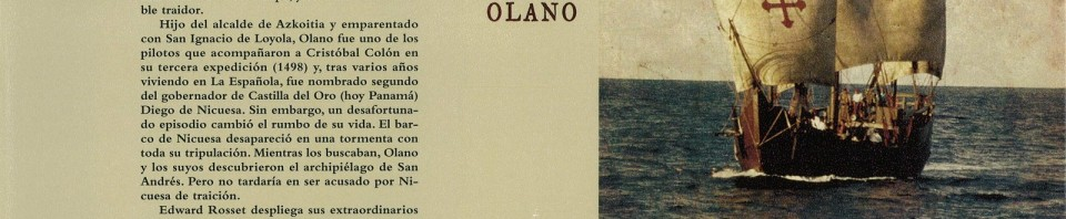 El capitán Olano de Edward Rosset