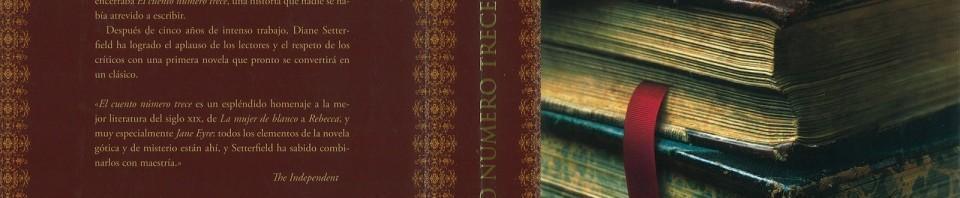 El cuento número trece de Diane Setterfield