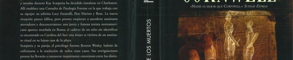 El libro de los muertos de Patricia Cornwell