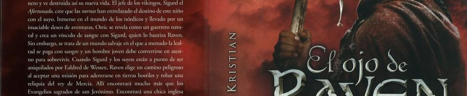 El ojo de Raven de Giles Kristian