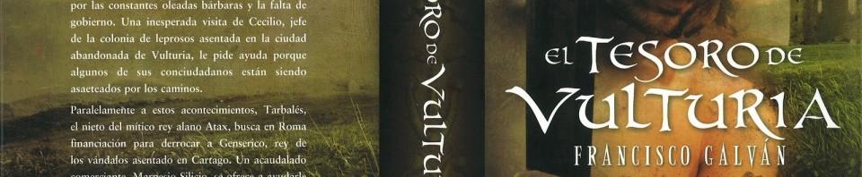 El tesoro de vulturia de Francisco Galván