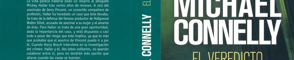 El veredicto de Michael Connelly