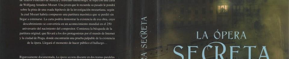 La ópera secreta. Mozart y la partitura masónica de Javier Urzay