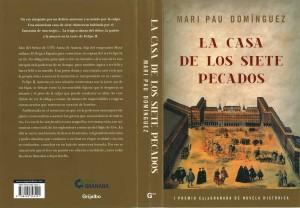 La casa de los siete pecados de Mari Pau Domínguez