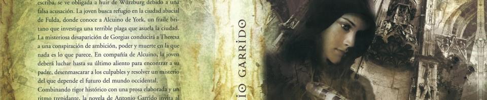 La escriba de Antonio Garrido