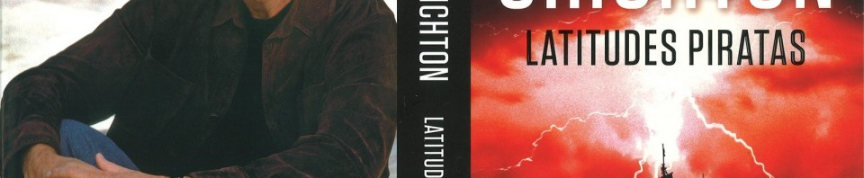 Latitudes piratas de Michael Crichton
