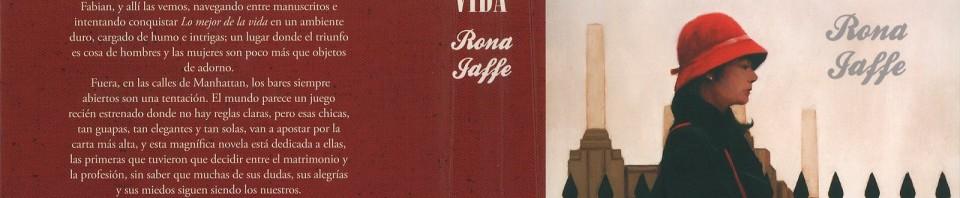 Lo mejor de la vida de Rona Jaffe