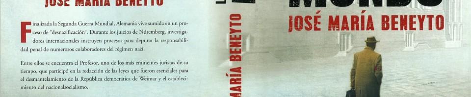 Los elementos del mundo de José María Beneyto