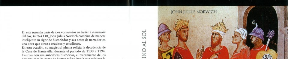Un reino al sol de John Julius Norwich