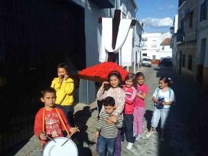 Cruces de Mayo en Fuente Obejuna