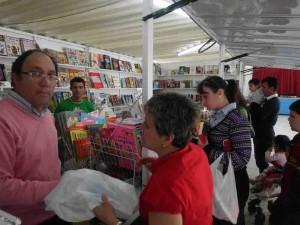 Feria del libro 2013 en Fuente Obejuna