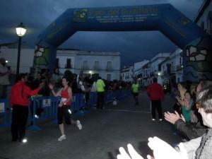 Carrera nocturna en Fuente Obejuna