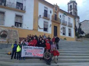 Asociación Camino Mozárabe por el Guadiato.
