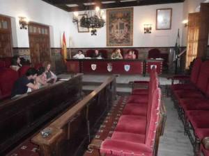 Sesión plenaria en Fuente Obejuna