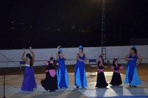 Academia de baile flamenco de Cristina de Felipe