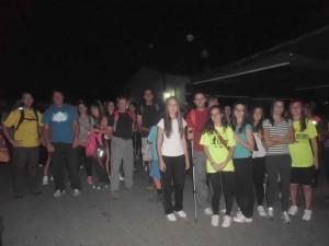 Senderismo Nocturno en Fuente Obejuna