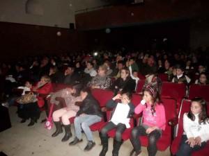 Audición Musical en el Teatro Municipal