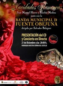 """Presentación y concierto del CD """"Navidades Flamencas"""""""