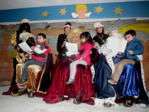 """El CEIP """"San Sebastián"""" celebra la Navidad"""