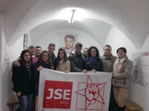 Asamblea comarcal de Juventudes Socialistas