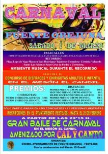 Disfruta del Carnaval de Fuente Obejuna