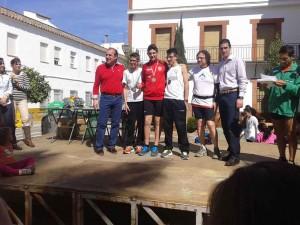 PAG Peñarroya-Pvo Atletismo y la Escuela de Atletismo Municipal