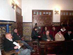 Nota del Partido Andalucista