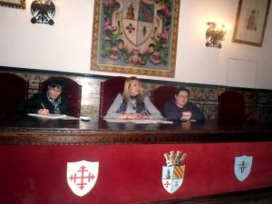 Proposición relativa a la unificación de colegios de Fuente Obejuna