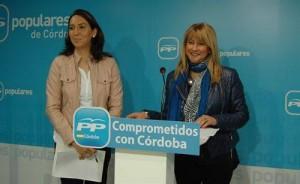 Isaben Cabezas y Rafaela Obrero. - EUROPA PRESS