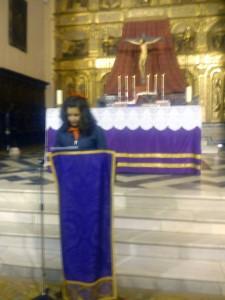 IV Pregón Infantil de Semana Santa Mellariense