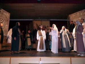La Pasión de Cristo en Valsequillo.