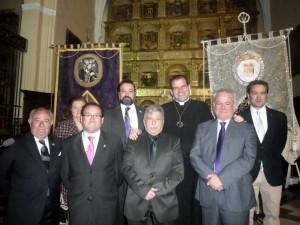Anastasio García-Retamero Cortés pregona la Semana Santa