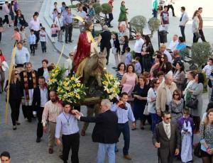 Domingo de Ramos en Fuente Obejuna