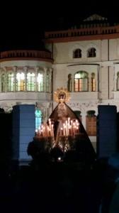 Jueves Santo, foto de María José Mellado Ruiz