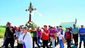 Fuente Obejuna Foto de la romería celebrada ayer en el núcleo de población de Alcornocal. - Foto:E.M. HERAS/