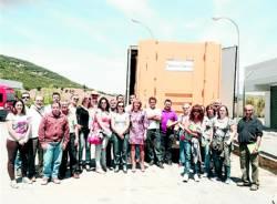 Los voluntarios de Protección Civil se forman en contingencias de residuos radiactivos - Foto:CORDOBA
