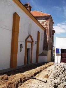 Obras en Fuente Obejuna