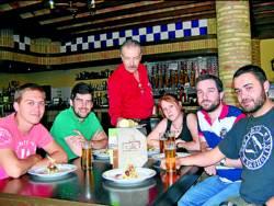 Restaurante Romero Torres, uno de los participantes.