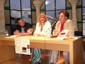 María José Robas presenta su segundo libro de poemas
