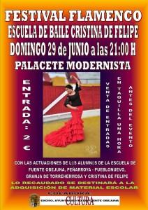 Festival Flamenco de la Escuela de Baile