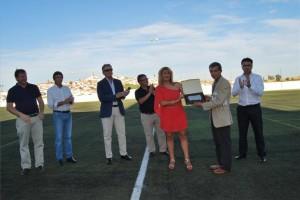 Nuevo campo de fútbol en Fuente Obejuna -