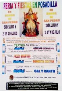 Feria y Fiestas en Posadilla