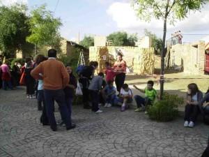 Los Pánchez celebra su fiesta del Pan