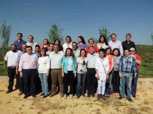 Presentacion lista PSOE Fuente Obejuna