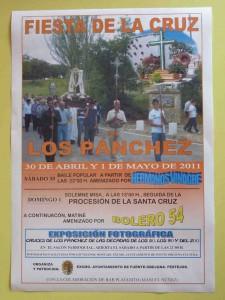 Cartel Feria de Los Pánchez