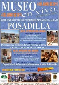 Museo en vivo, Posadilla