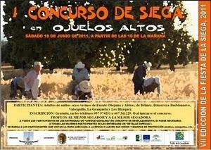 Fiesta de la Siega en Ojuelos Altos 2011