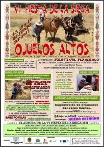 Fiesta de la siega en Ojuelos Altos